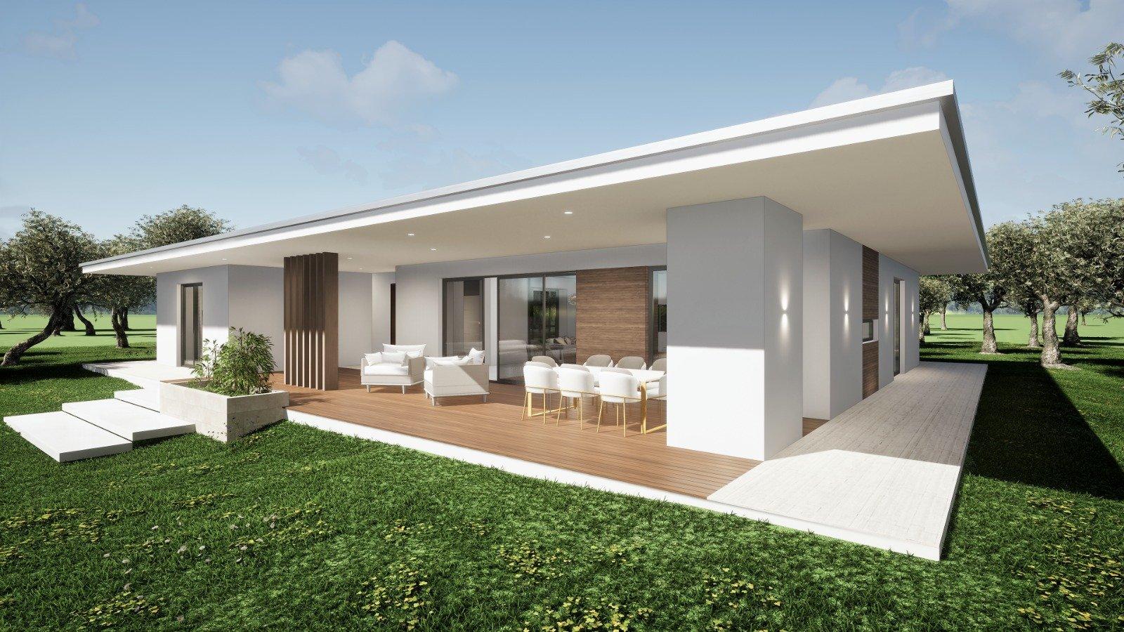 Casa dom modelli di case in legno prezzi e opinioni for Casa su due piani progetto