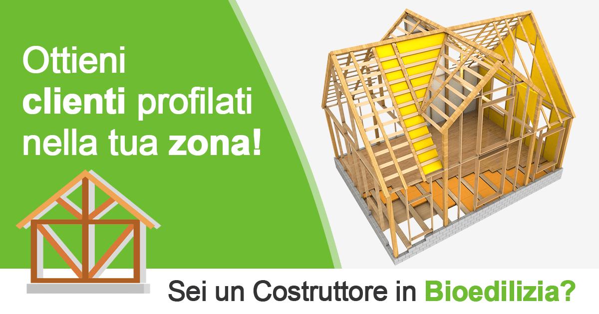 Registrazione costruttore di case in legno o in bioedilizia for Costruttore di case virtuali