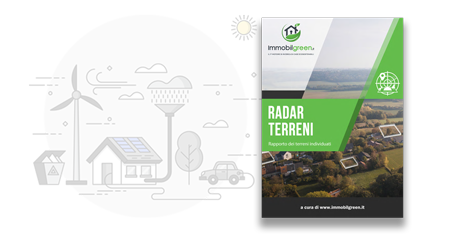 Attiva il Radar Terreni di Immobilgreen.it