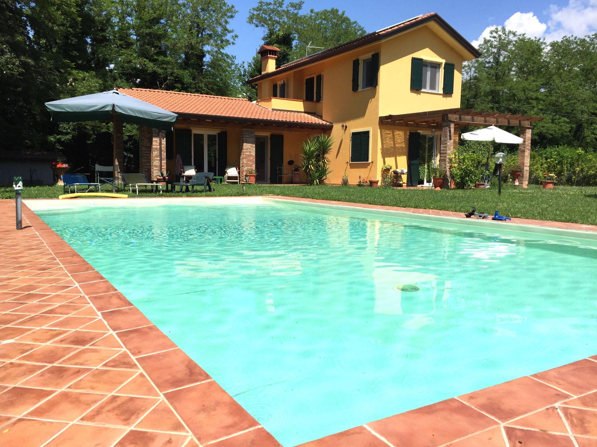 Wolf Haus Reggio Emilia villa monofamigliare | geom. daniele bottiglioni