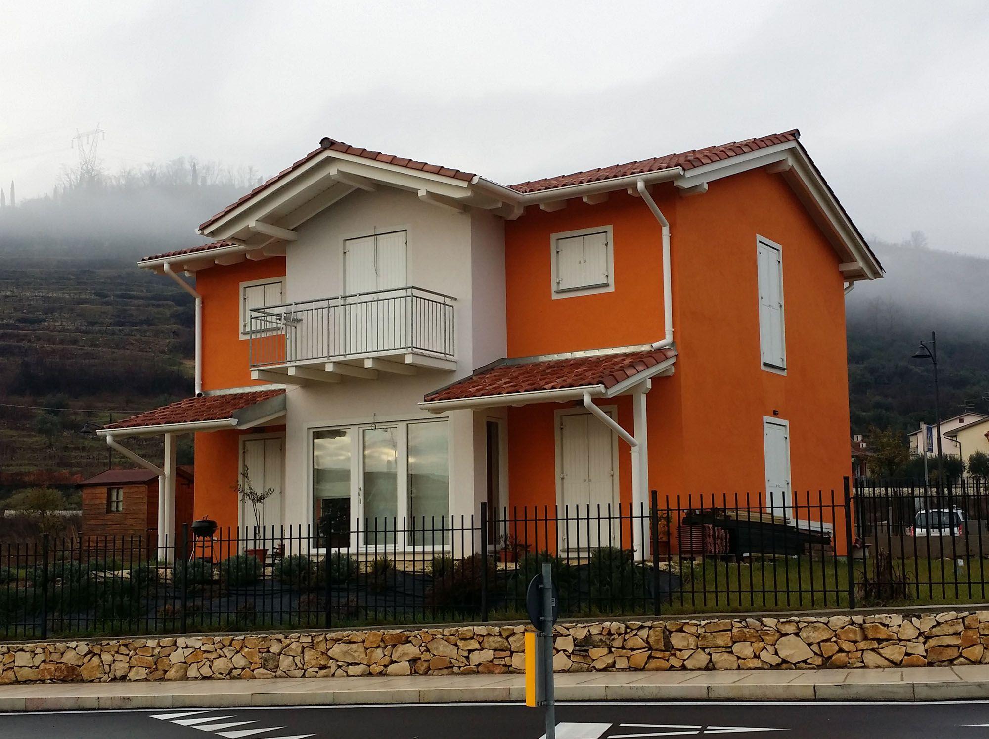 Villa a due piani architetto paolo crivellaro for Piani di progettazione architettonica