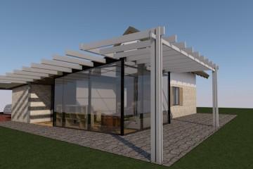 Loft/Open Space in Legno