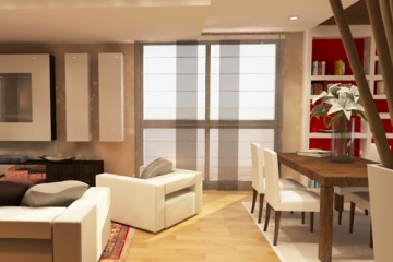 Appartamento in Legno