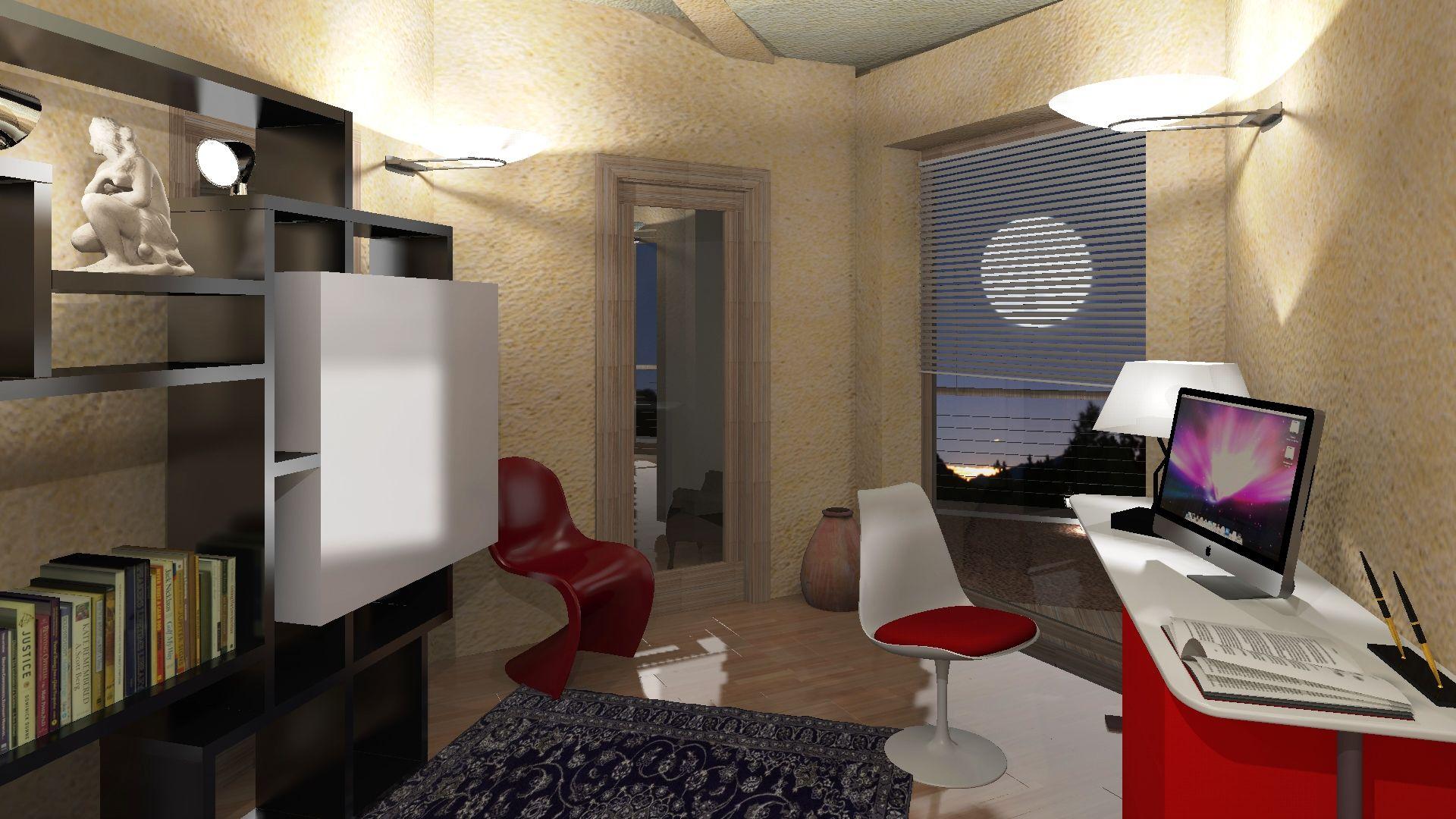 Villa unifamilaire stile moderno lorenzo imperiali for Costruttore di case da sogno virtuale
