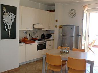 Appartamento Santo Stefano al Mare G 409