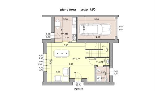 Villa bifamiliare Parma RM VIGATTO 320_70390