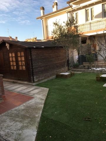 Villa bifamiliare Ravenna bifamiliare zona acq