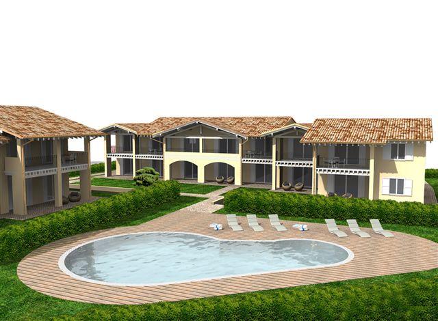 Appartamento Moniga del Garda 14729