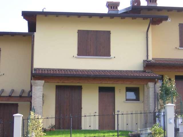 Vendita Villa a schiera Muscoline