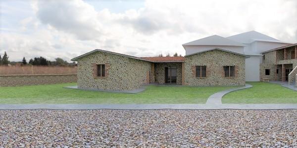 Villa singola Arezzo V000747