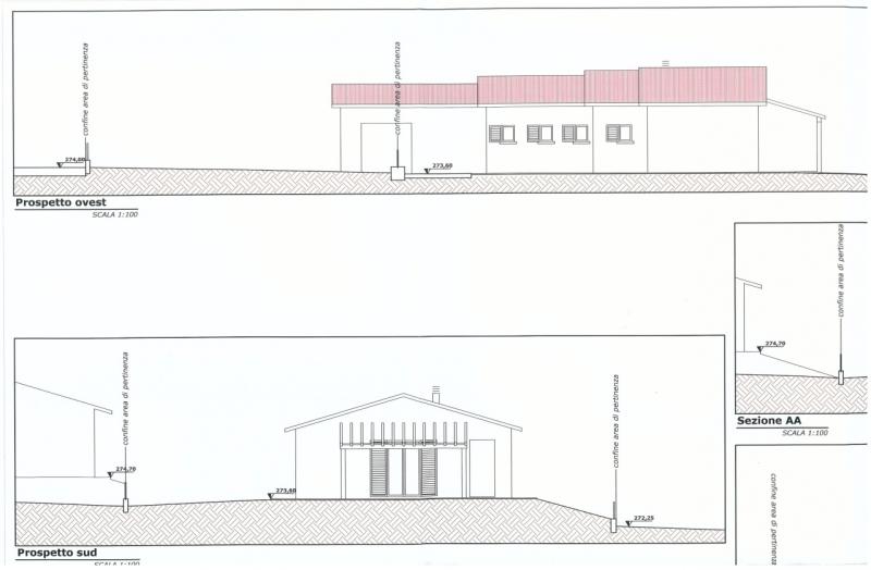 Villa singola Arezzo V000801