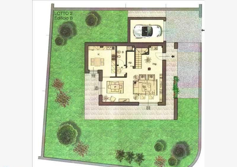 Villa singola Arezzo V000640