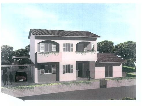 Villa singola Arezzo V000354