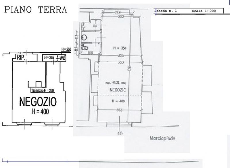 Negozio Arezzo A558942