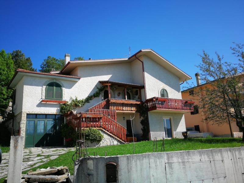 Villa singola Ateleta V005