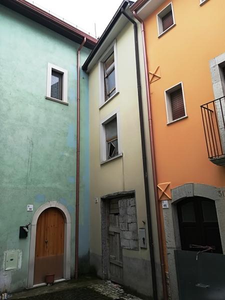 Casa Indipendente in Vendita Alfedena