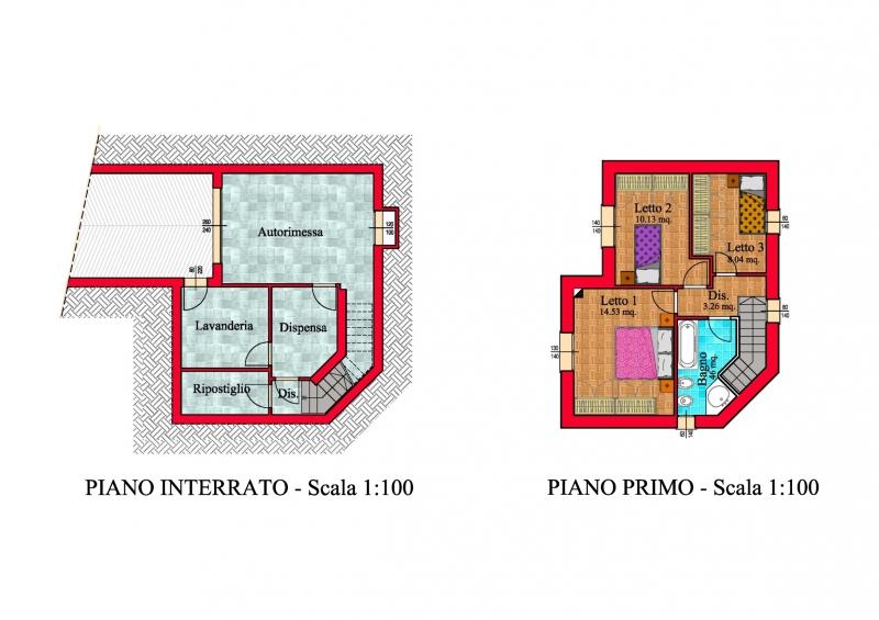 Villa o villino Monterenzio 1