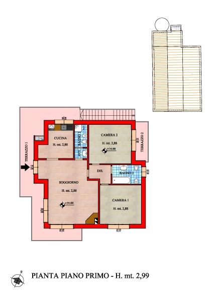 Appartamento in Vendita Monterenzio