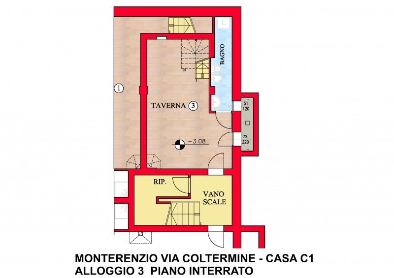 Appartamento Monterenzio 6