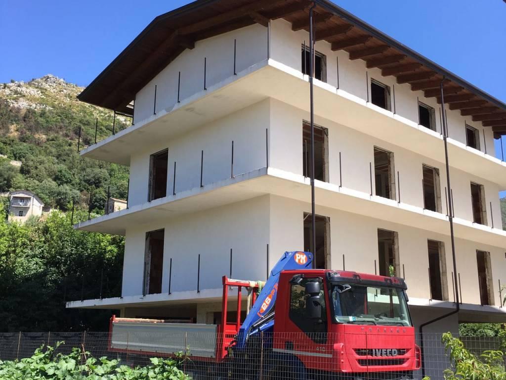 Villa a schiera Pietravairano 1549/PIETRAVAIRANO