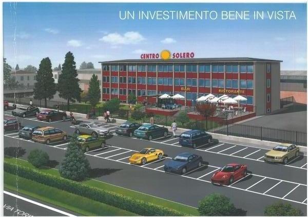 Vendita Locale Commerciale Solero