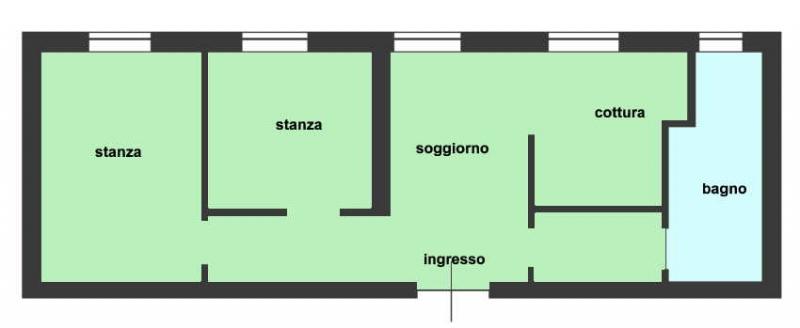 Appartamento Bolzano 5707