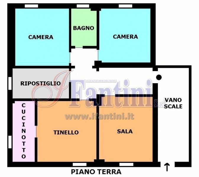 Appartamento San Giovanni in Persiceto 2506/AA