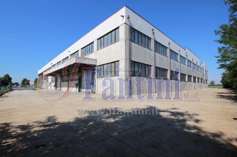 Capannone Industriale Sant'Ilario d'Enza 2553/C A