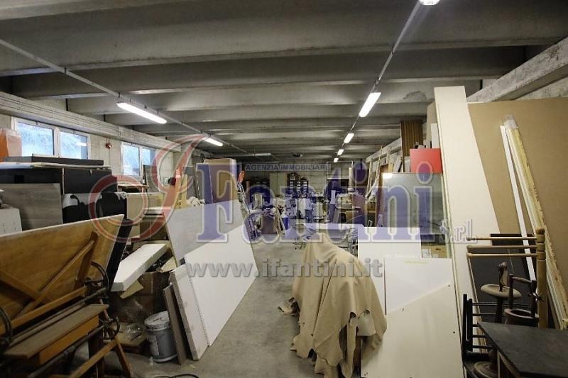 Capannone Industriale Seveso 2554/CA