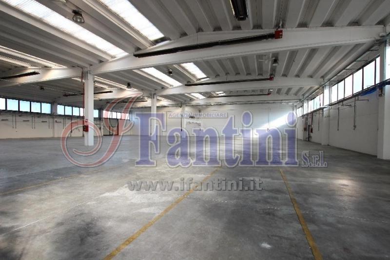 Capannone Industriale Minerbio 2466/CA