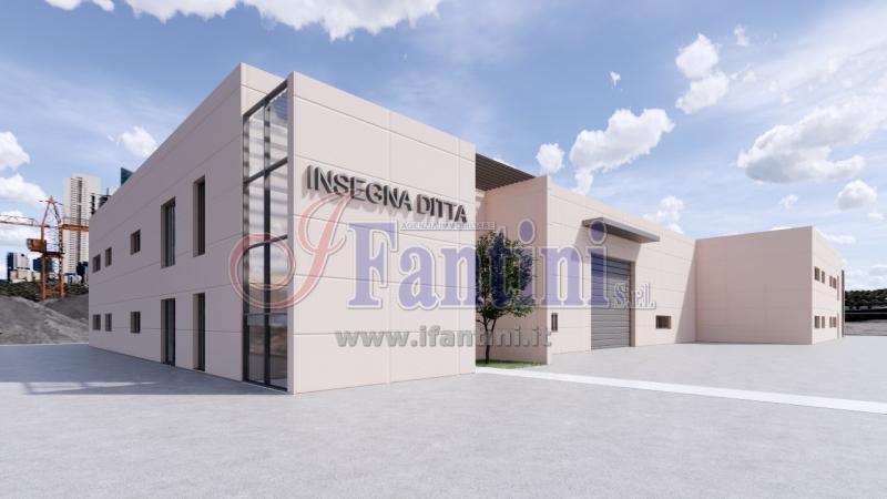 Vendita Capannone Industriale Anzola dell'Emilia