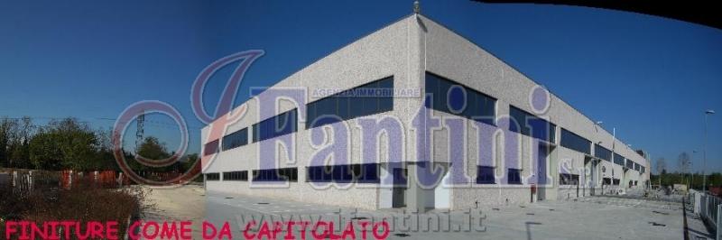 Capannone Industriale Medicina RIF1901C-3-8