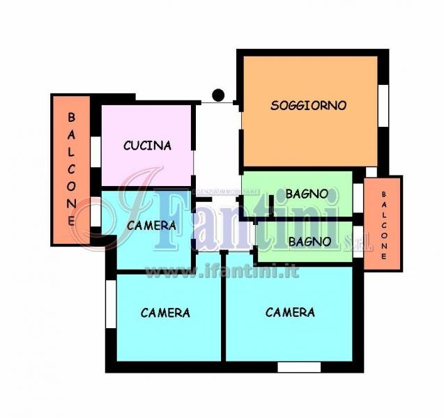 Appartamento in Vendita Calderara di Reno