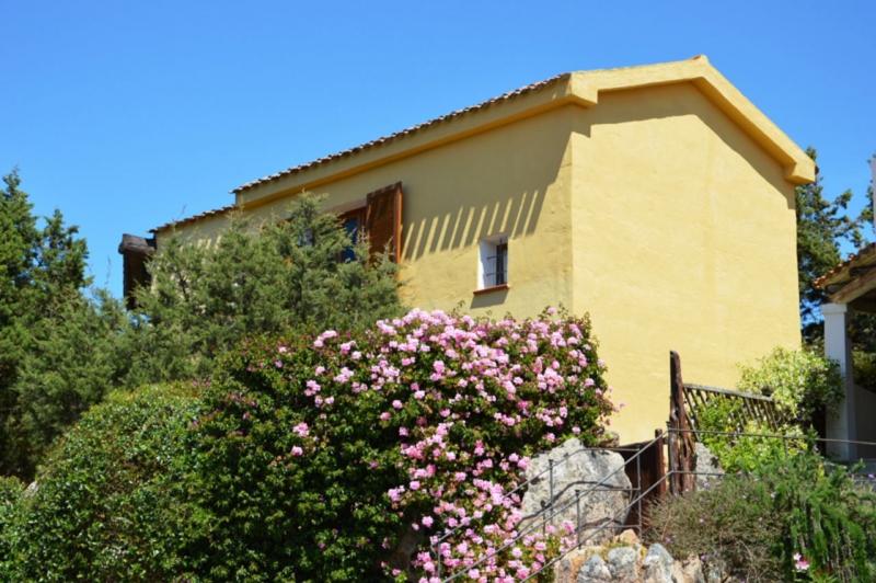 Villa singola Arzachena Villa I MIrti