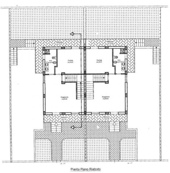 Villa a schiera Vitulazio av-456