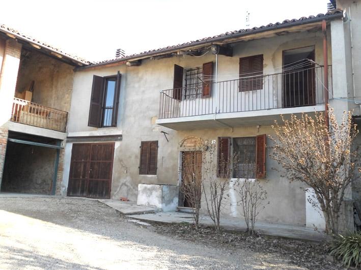 Casa Semindipendente in Vendita Alfiano Natta
