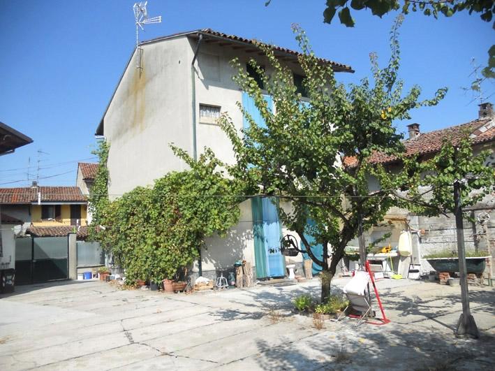 Casa Indipendente in Vendita Balzola