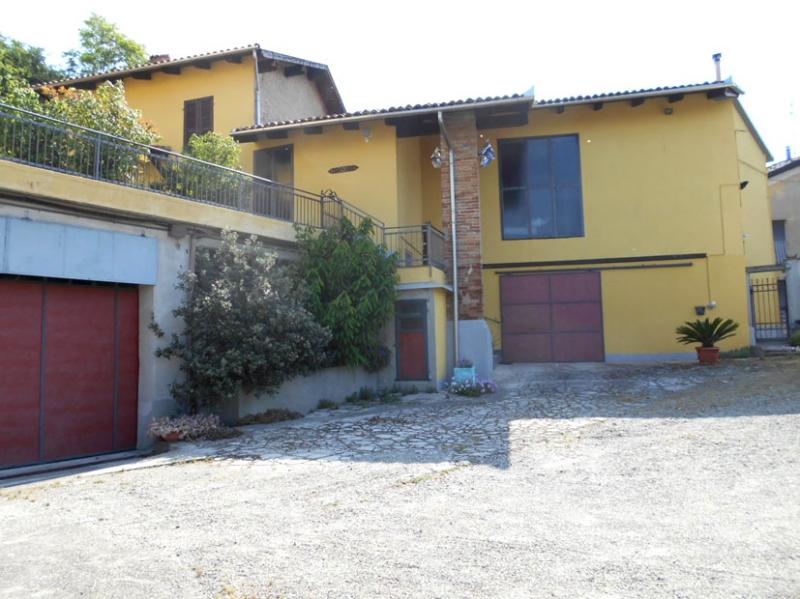 Vendita Casa Indipendente Mombello Monferrato
