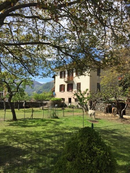 Casa Indipendente in Vendita Cavaglio-Spoccia