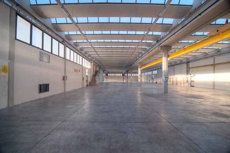 Capannone Industriale Borgomanero A002