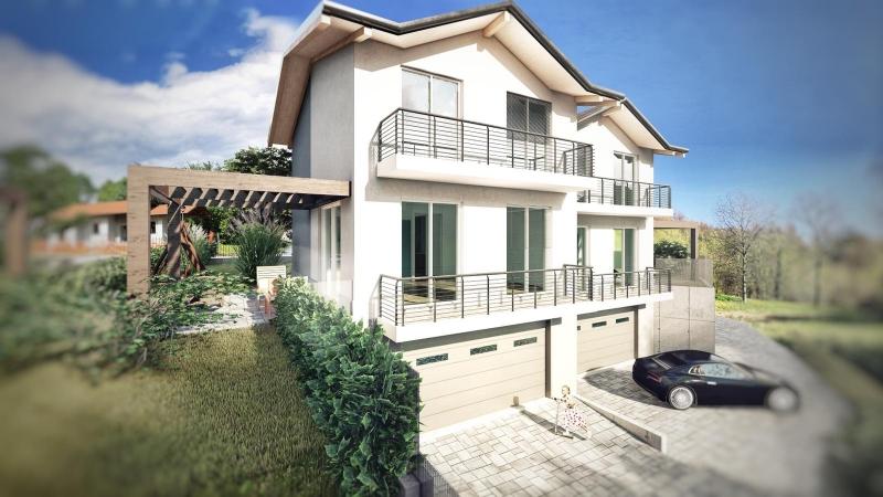 Villa bifamiliare Cuasso al Monte 169