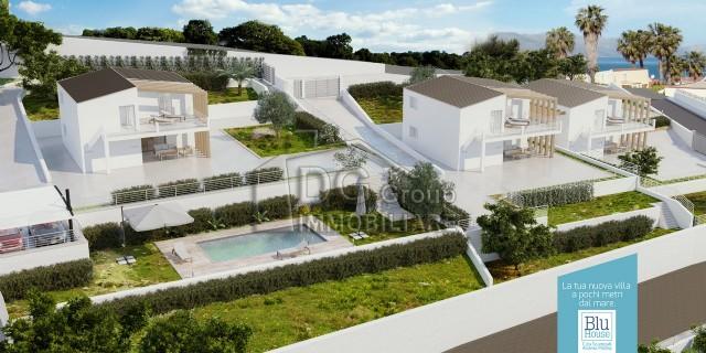 Villa singola Alcamo TP4254