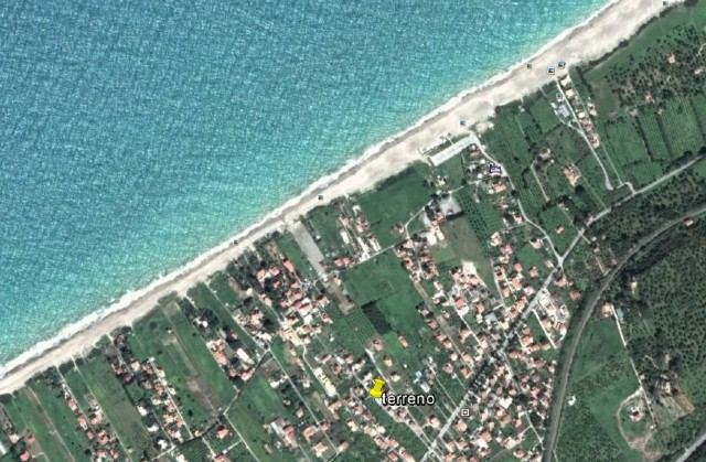 Vendita Terreno Residenziale Lascari