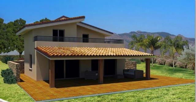 Villa singola Alcamo TP3695