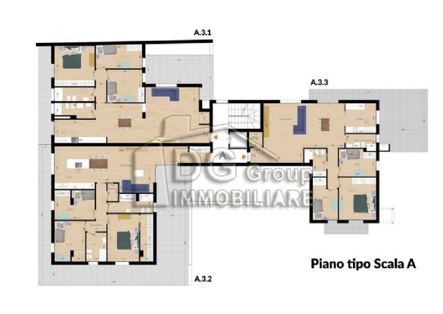Appartamento Alcamo TP1016460