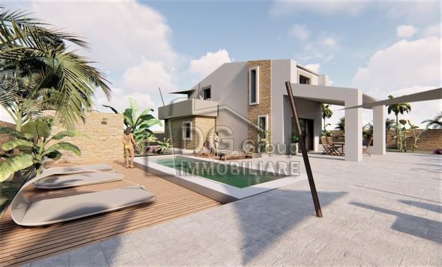Villa singola Castellammare del Golfo TP1130450