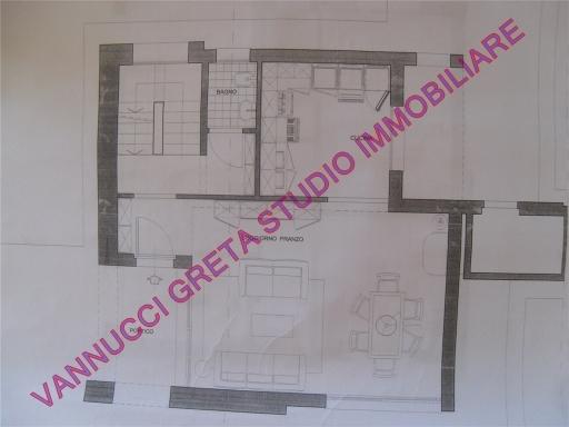 Villa singola PONTASSIEVE 2/0012
