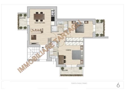 Villa o villino FIRENZE 2/0161