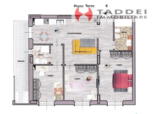 Appartamento FIRENZE 1/0081