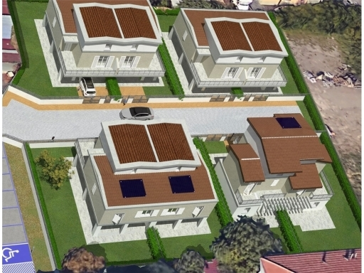 Villa bifamiliare CAMPI BISENZIO 2/0052